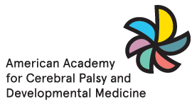 the American Academy for Cerebral Palsy and Developmental Medicine (AACPDM)